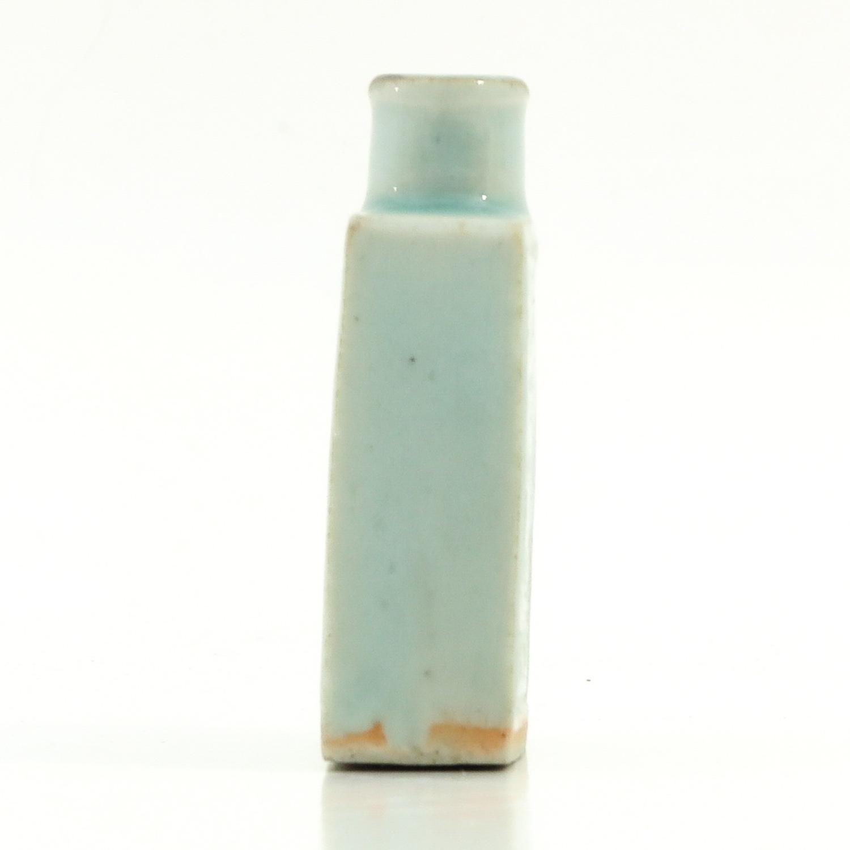A Celadon Vase - Image 2 of 9