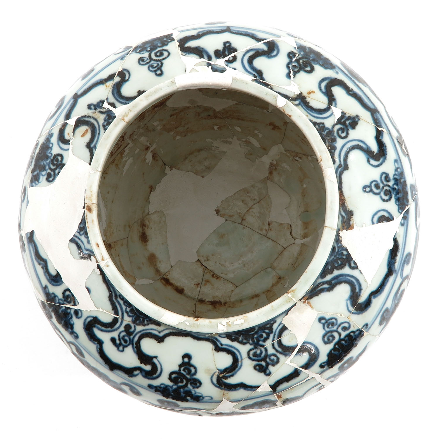A Blue and White Vase - Image 5 of 10