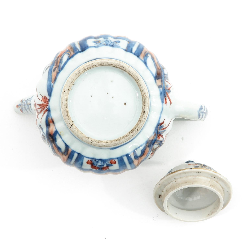 An Imari Teapot - Image 6 of 9