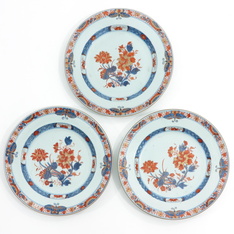 A Series of 7 Imari Plates - Image 7 of 10