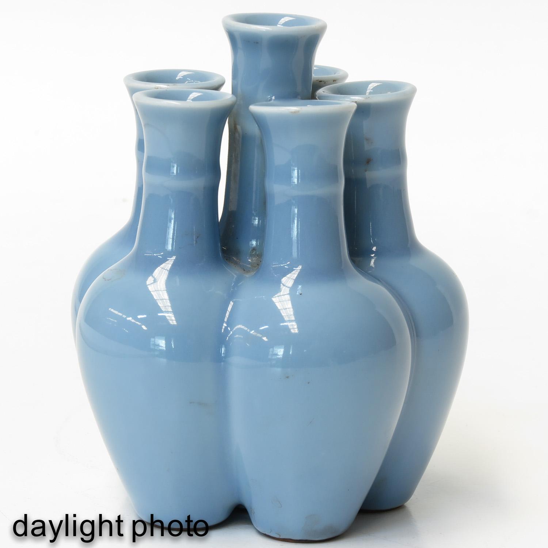 A Tulip Vase - Image 7 of 9