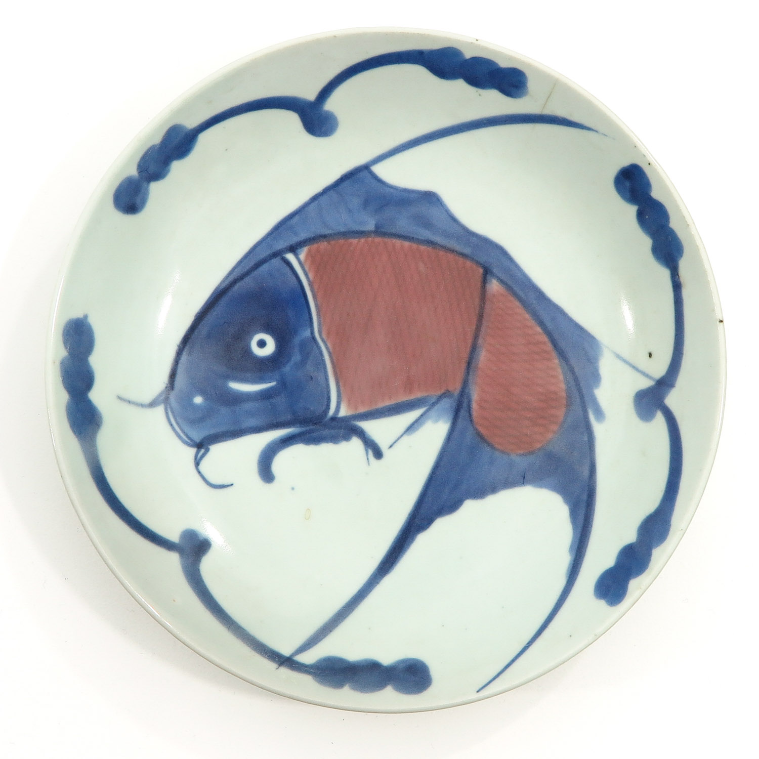 A Collection of 3 Stoneware Plates - Image 7 of 10