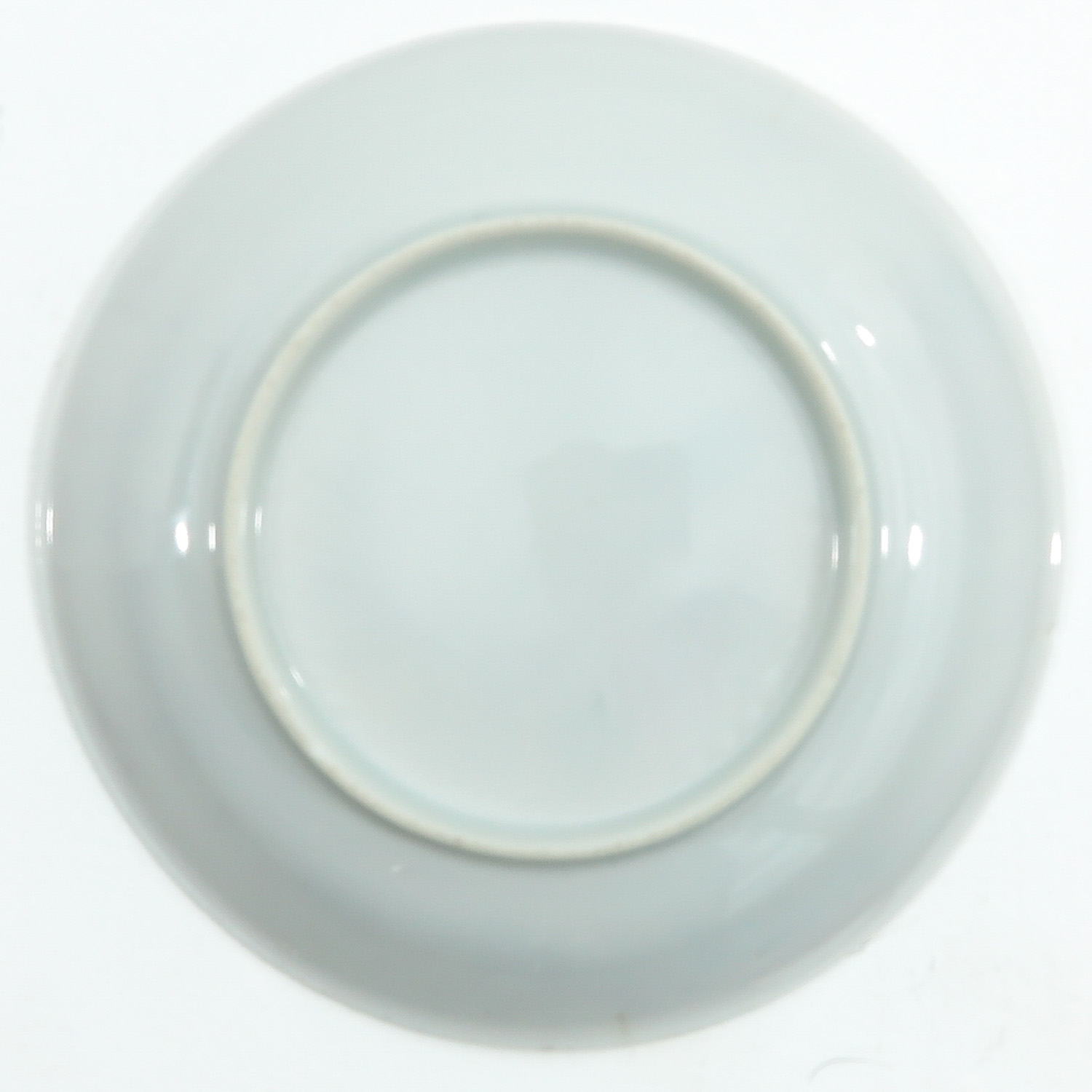 A Pair of Chine de Commande Small Plates - Image 6 of 9