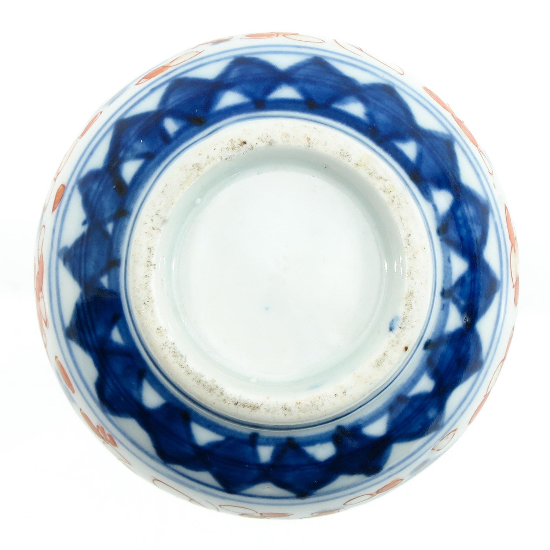 An Imari Vase - Image 6 of 9