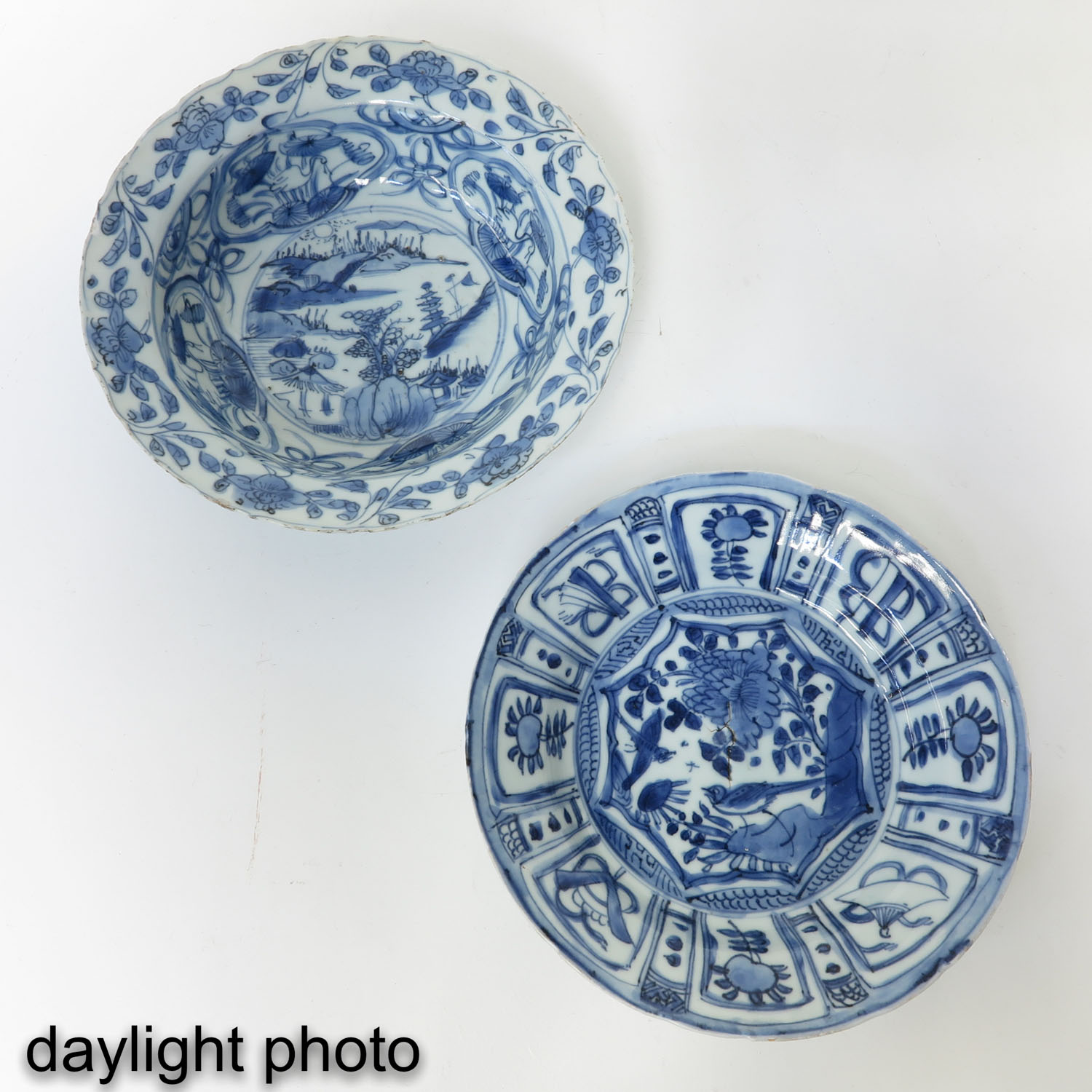 A Lot of 2 Plates - Image 7 of 10
