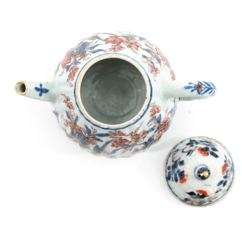 An Imari Teapot - Image 5 of 9