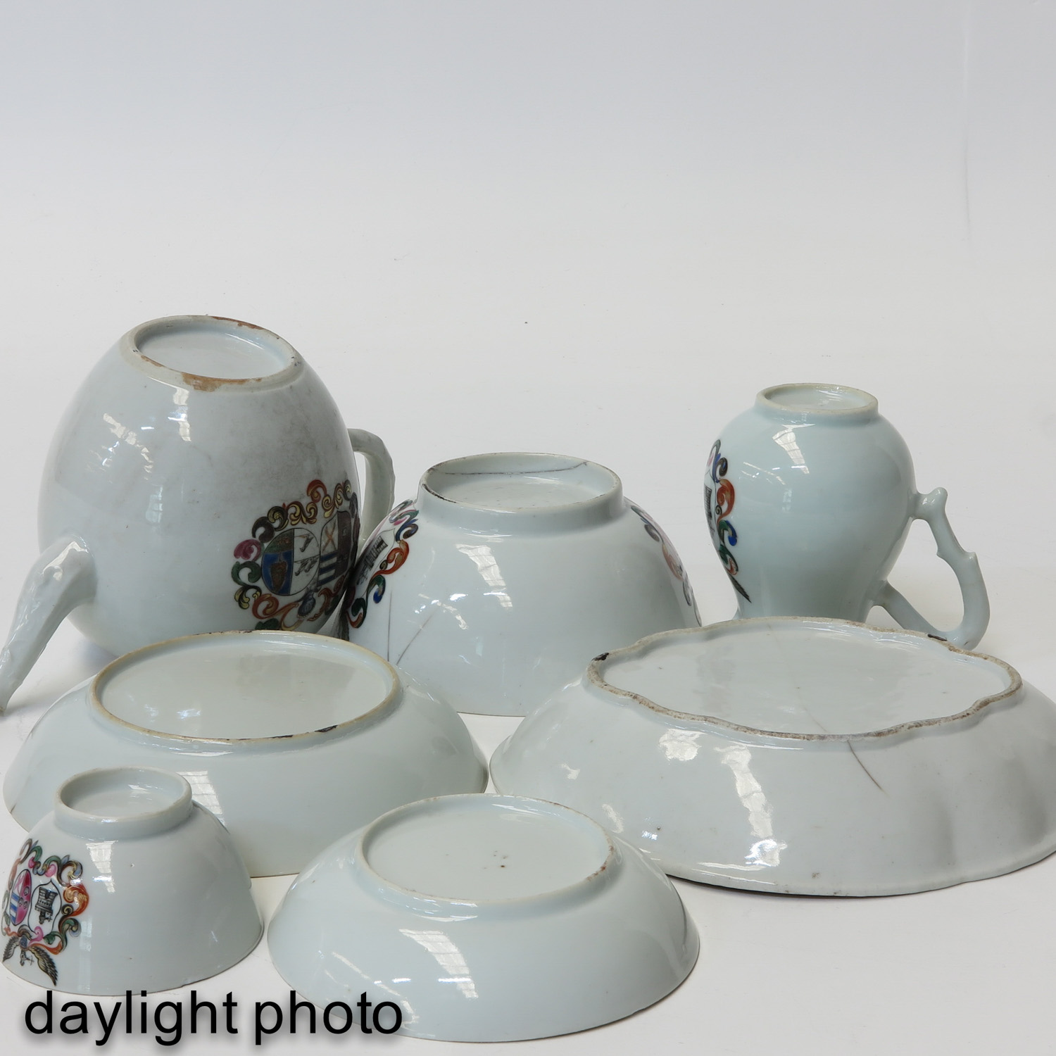 A Collection of Chine de Commande - Image 10 of 10