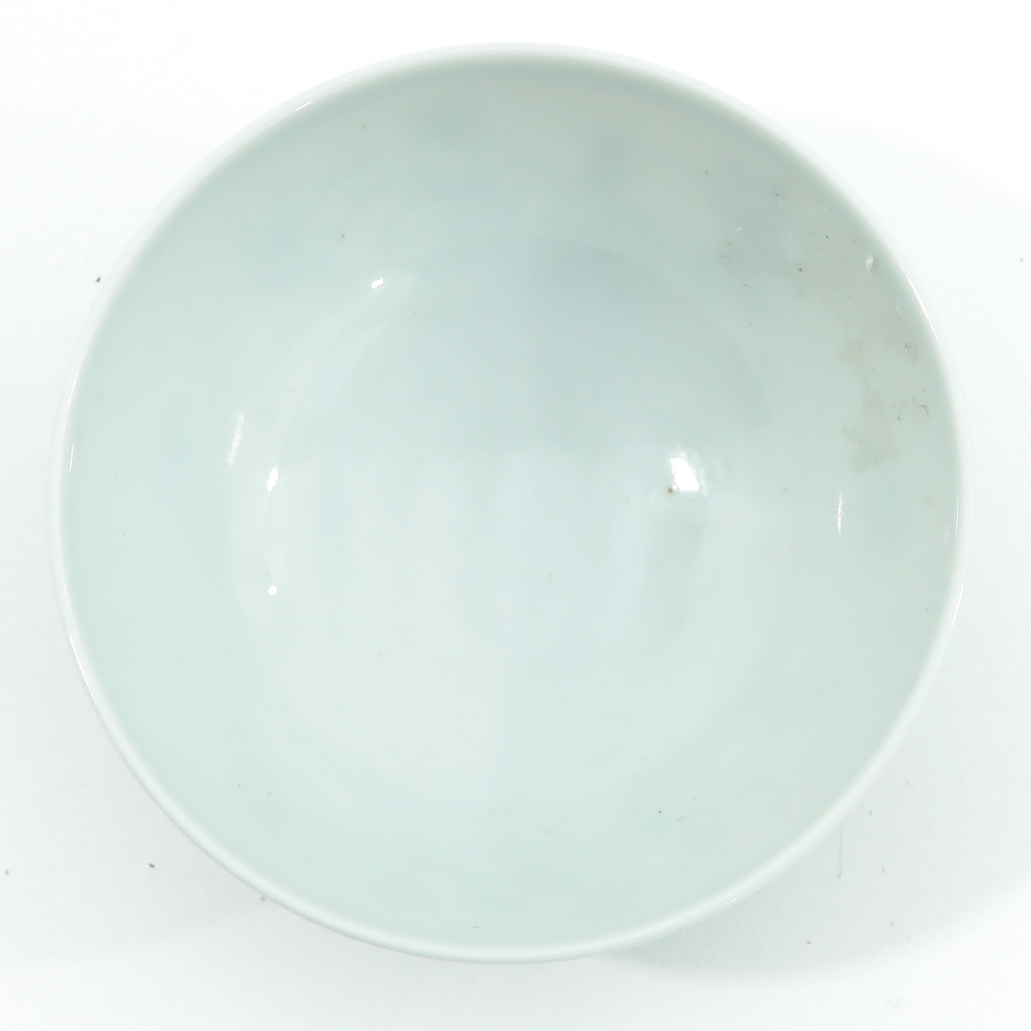 A Blue and White Cup - Image 5 of 9