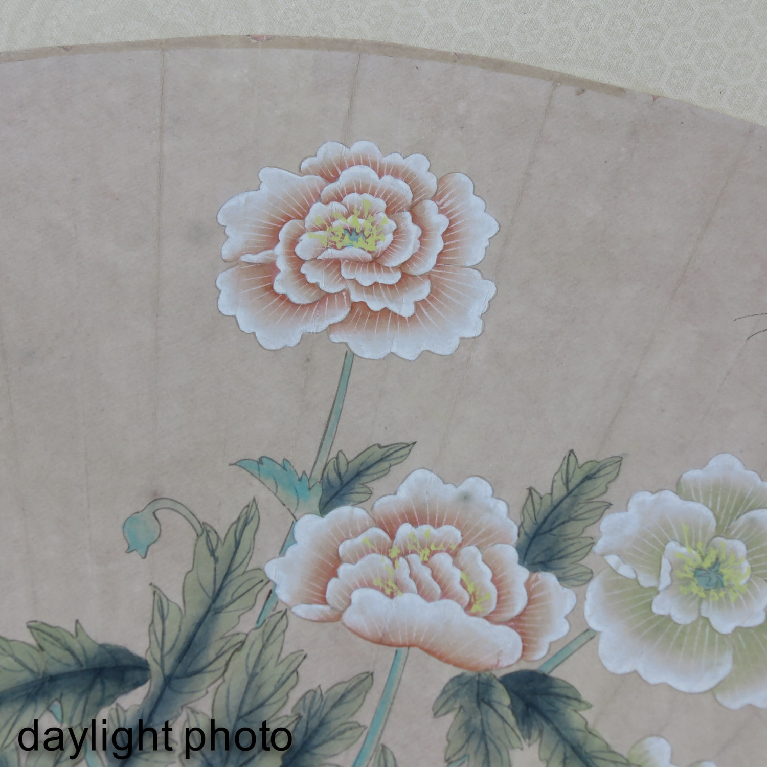 A Chinese Framed Work of Art - Image 7 of 7