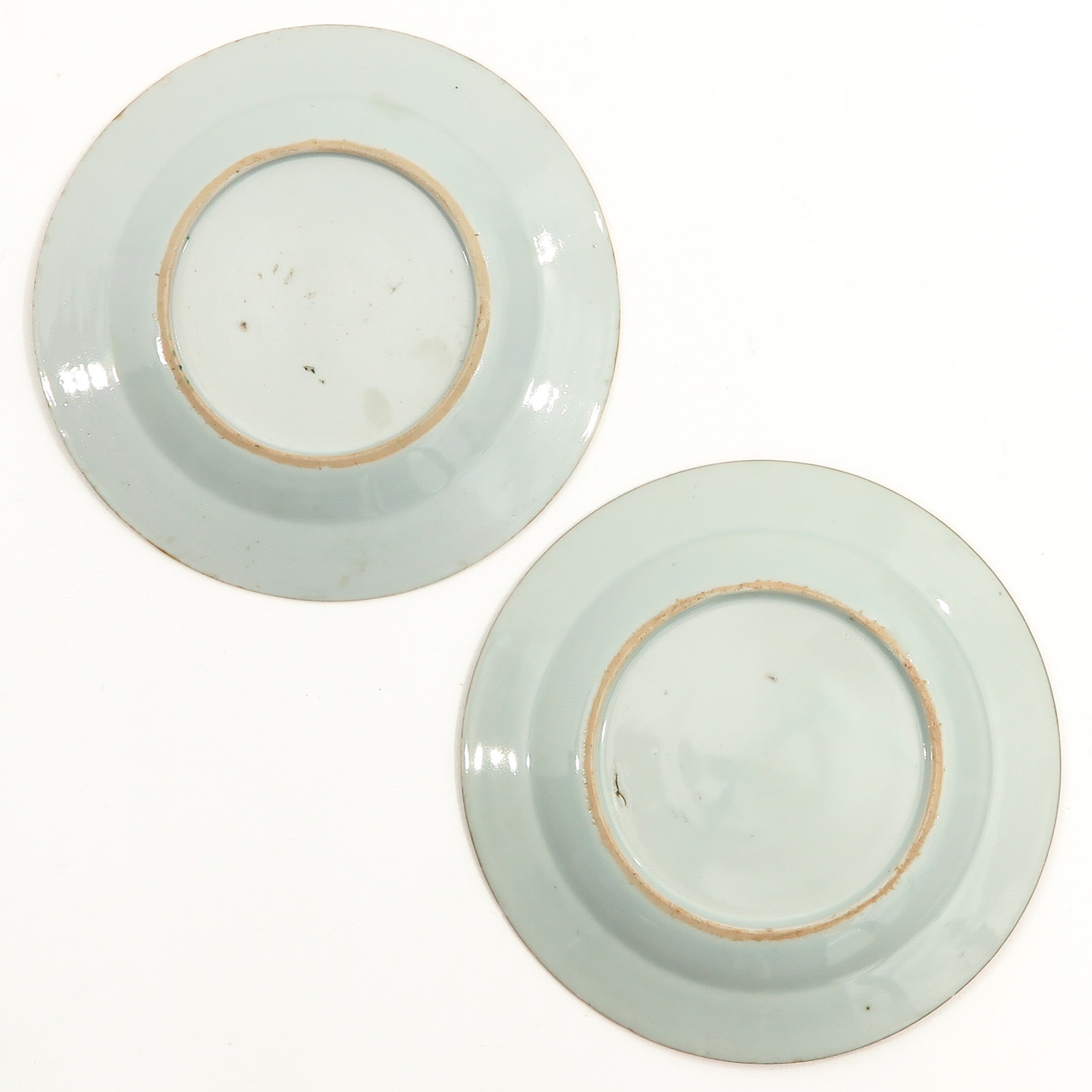 A Series of 4 Famille Rose Plates - Image 6 of 10