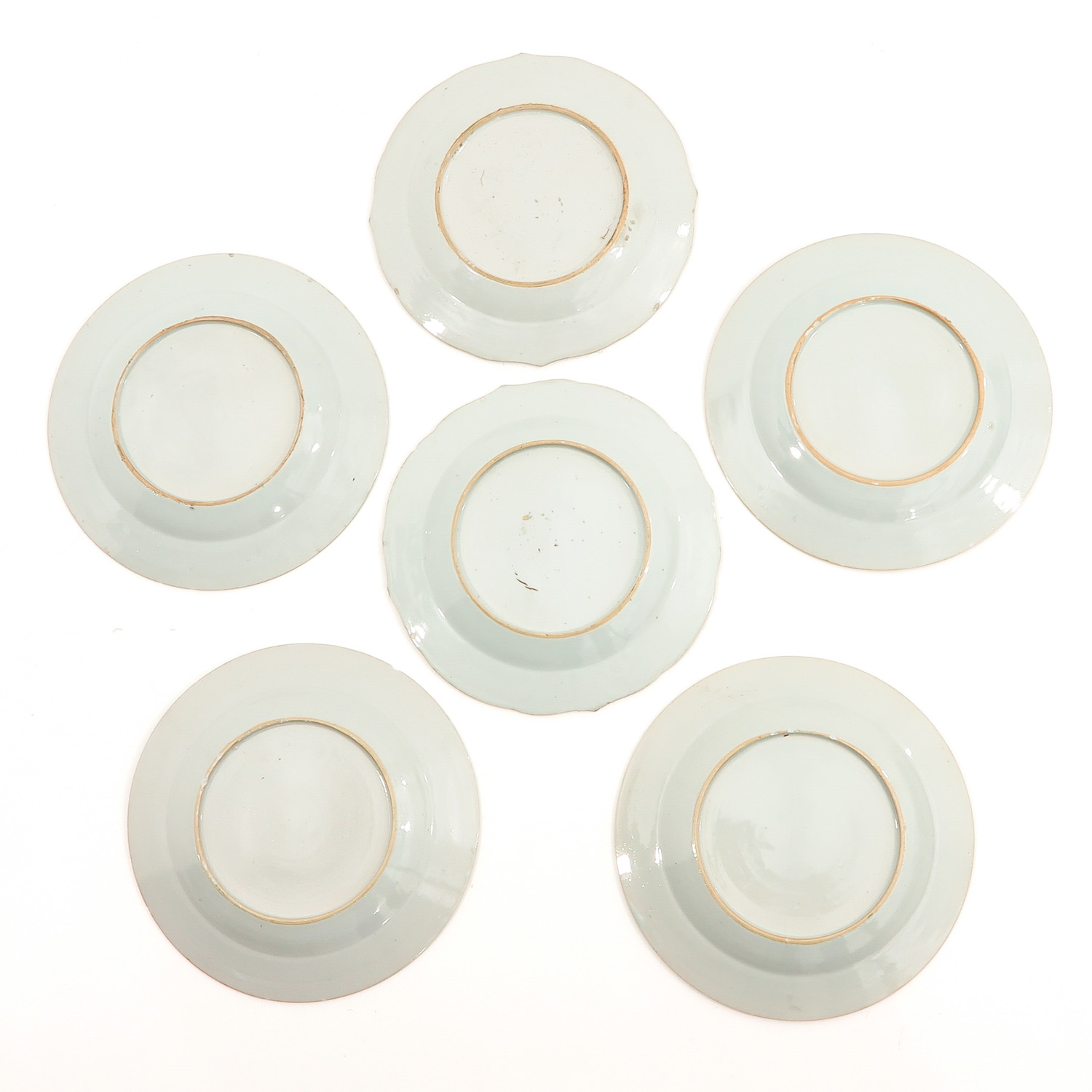 A Series of Famille Rose Plates - Image 2 of 10