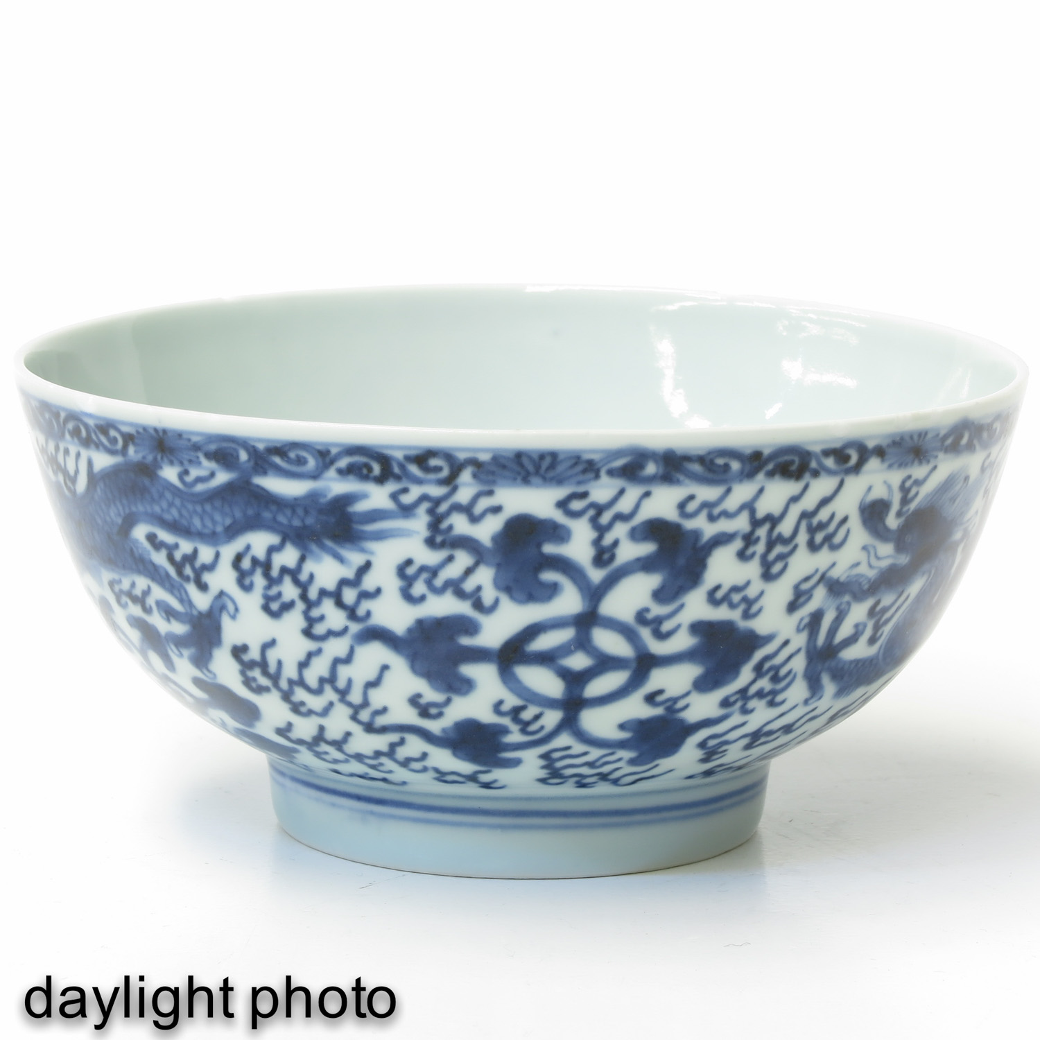 A Pair of Blue and White Bowls - Image 7 of 9