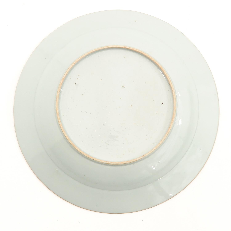 A Polychrome Decor Plate - Image 2 of 5