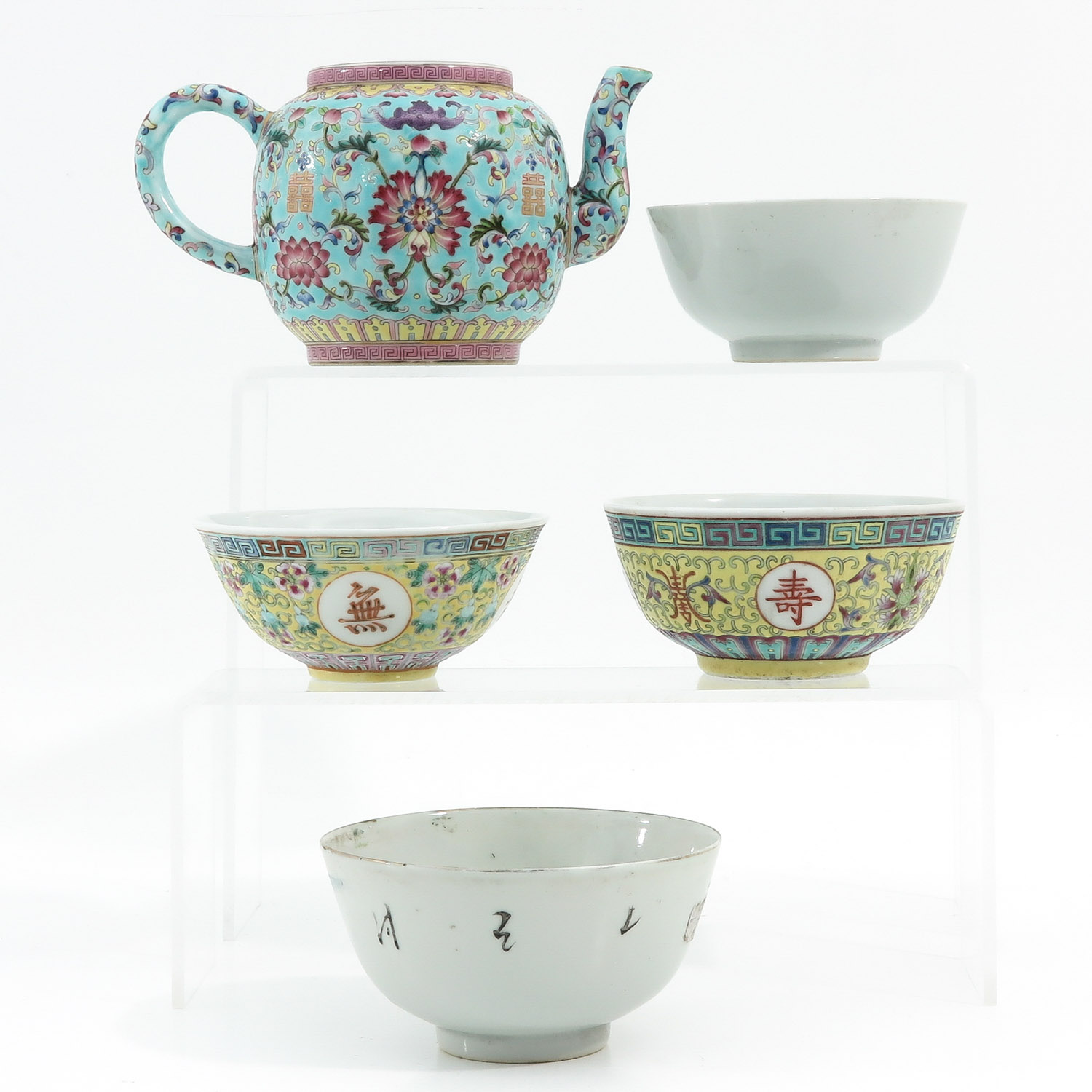 A Collection of Chinese Porcelain - Image 3 of 10