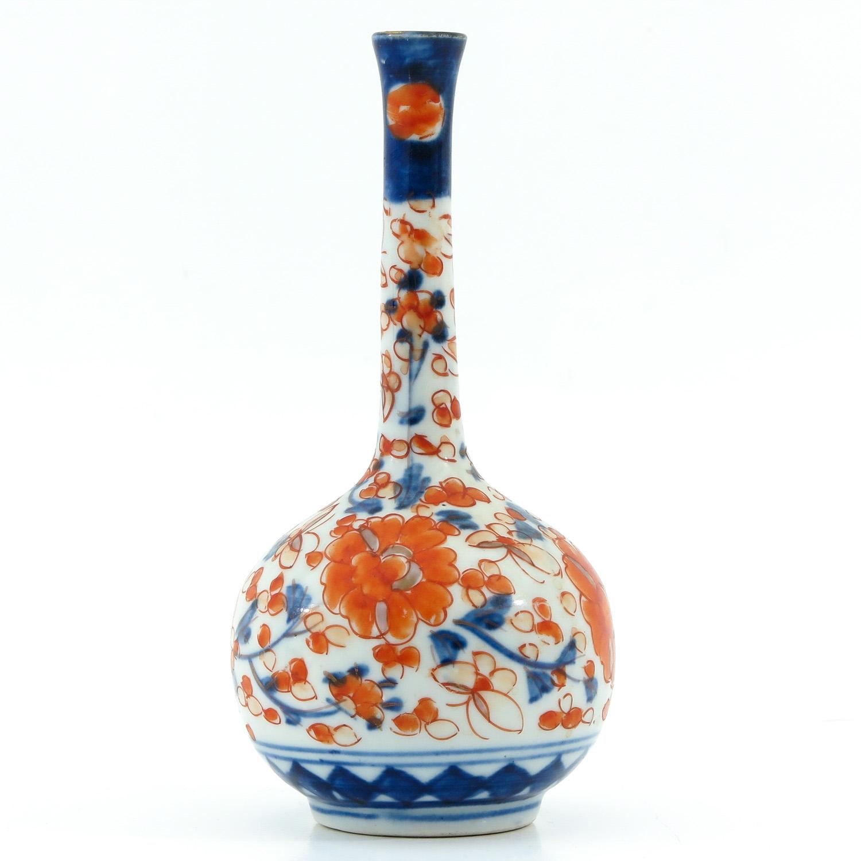 An Imari Vase - Image 3 of 9