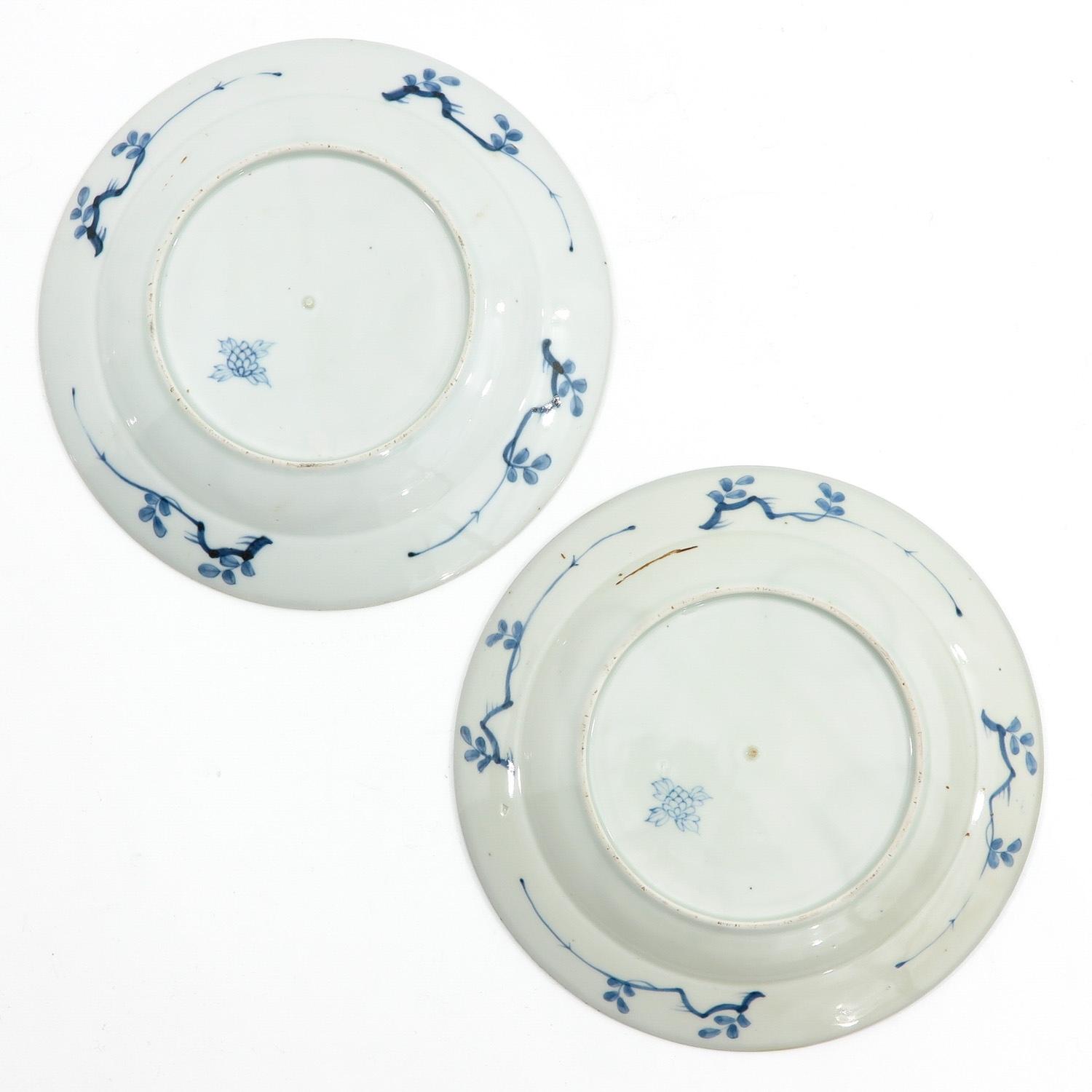 A Series of 6 Blue and White Plates - Image 6 of 10