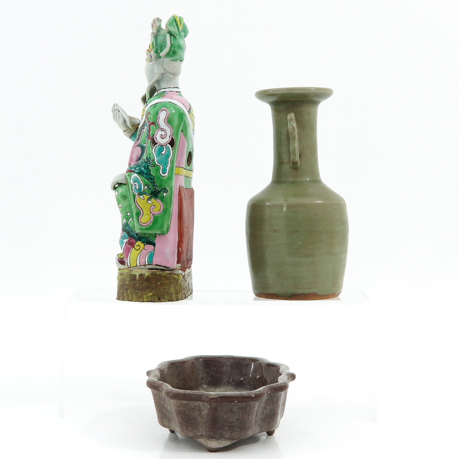 A Collection of Chinese Porcelain - Image 2 of 9