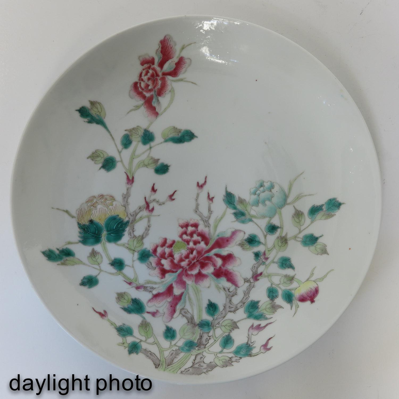 A Salancai Plate - Image 3 of 6