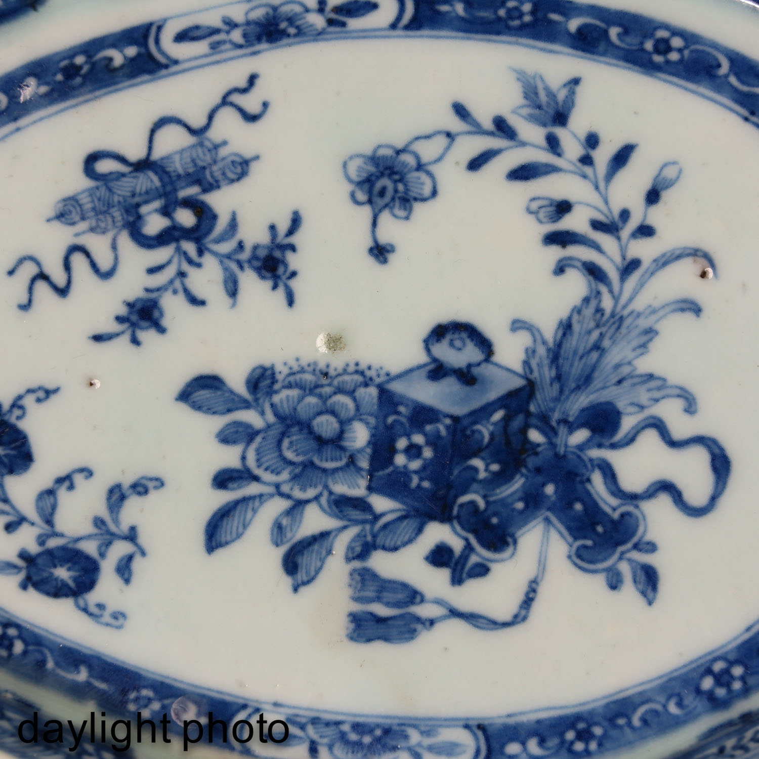 A Collection of Export Porcelain - Image 9 of 9