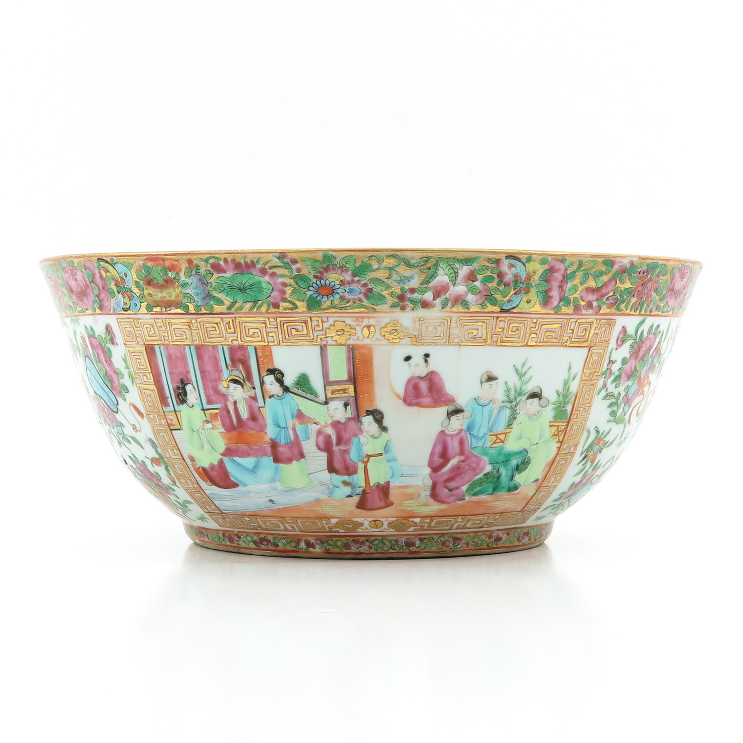 A Cantonese Bowl - Image 3 of 10