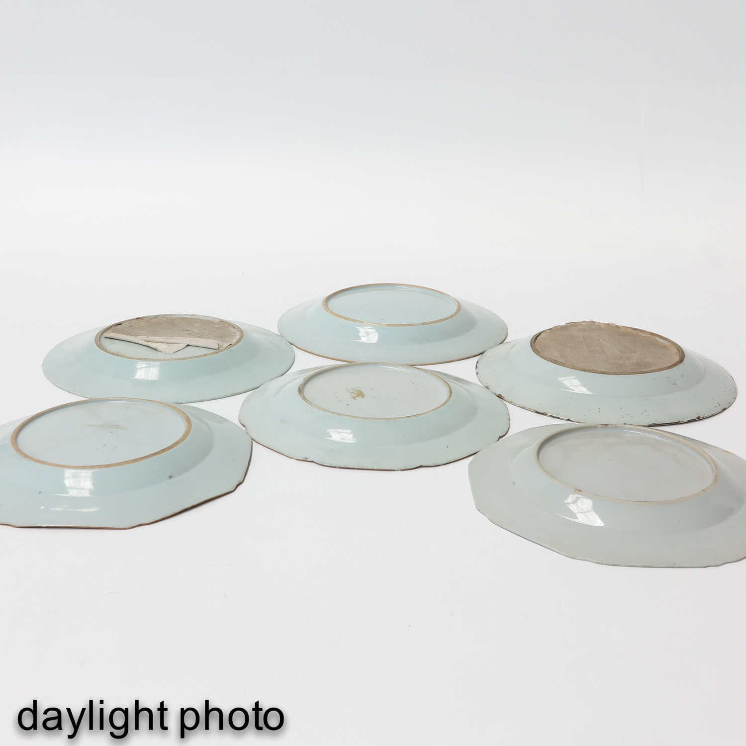 A Collection of 6 Plates - Image 10 of 10
