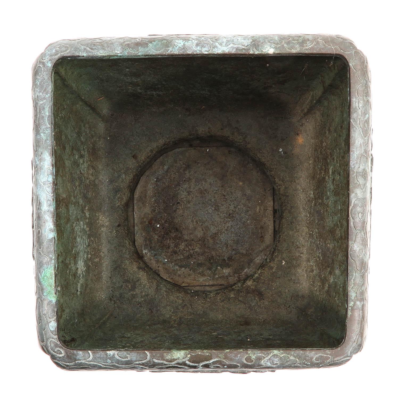 A Bronze Vase - Image 5 of 10