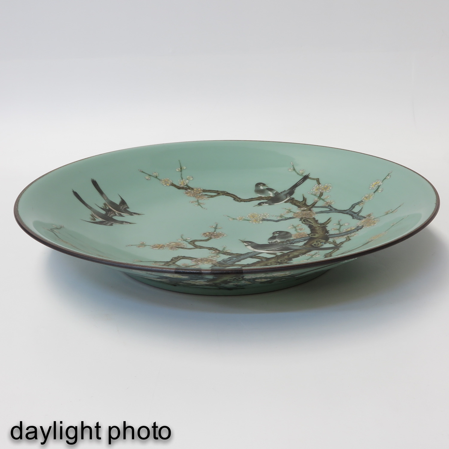 A Celadon Charger - Image 5 of 10