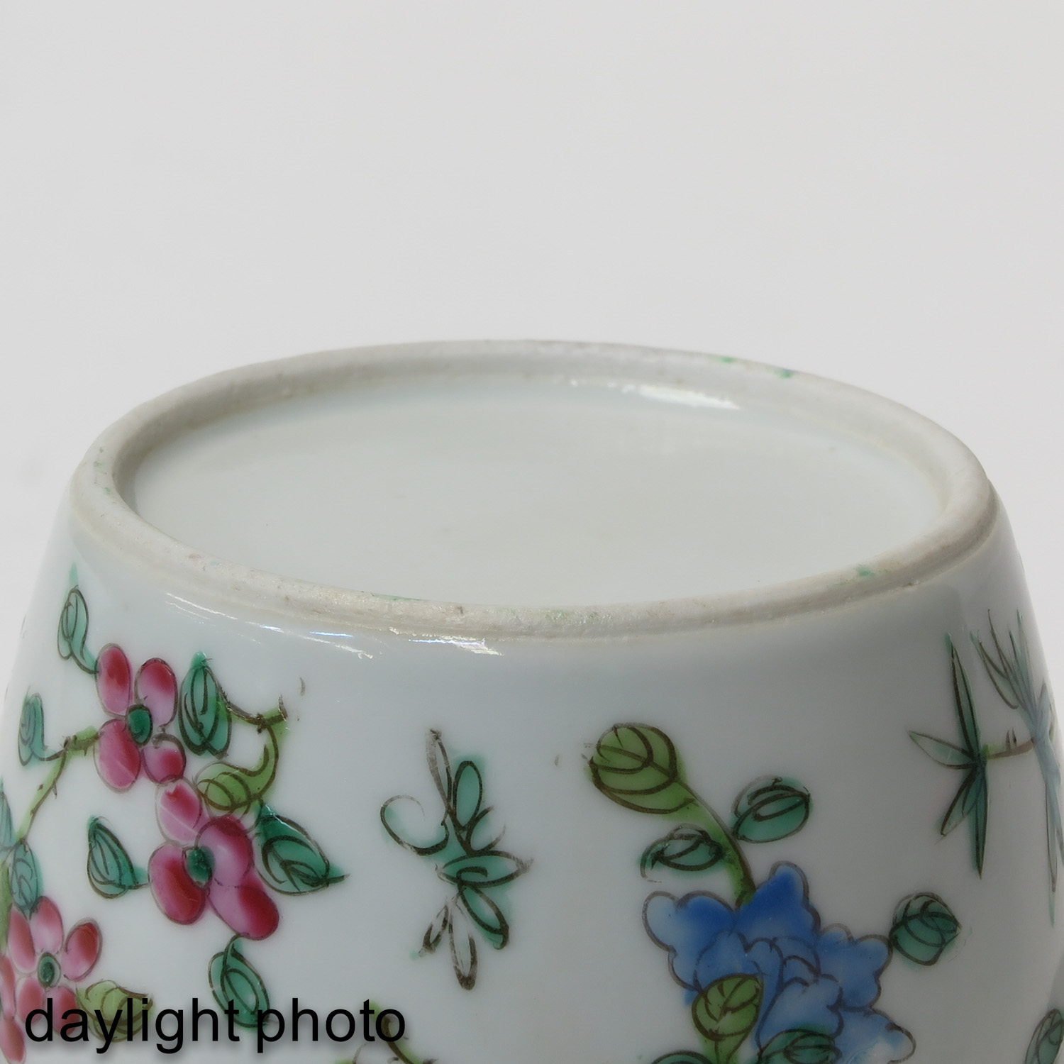 A Famille Rose Teapot - Image 8 of 9
