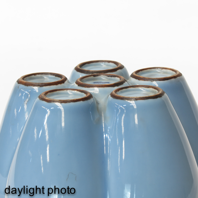 A Tulip Vase - Image 8 of 9