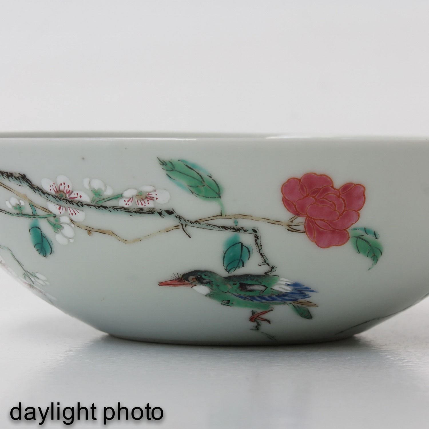 A Famille Rose Bowl - Image 9 of 9
