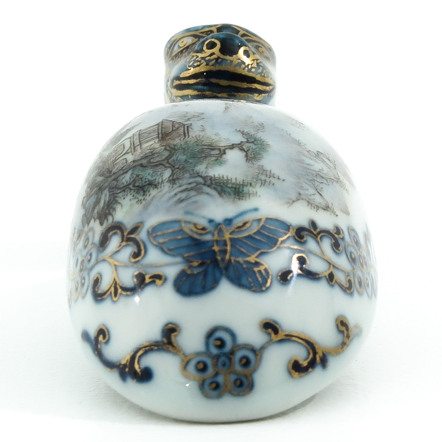 A Chinese Porcelain Hook - Image 2 of 10