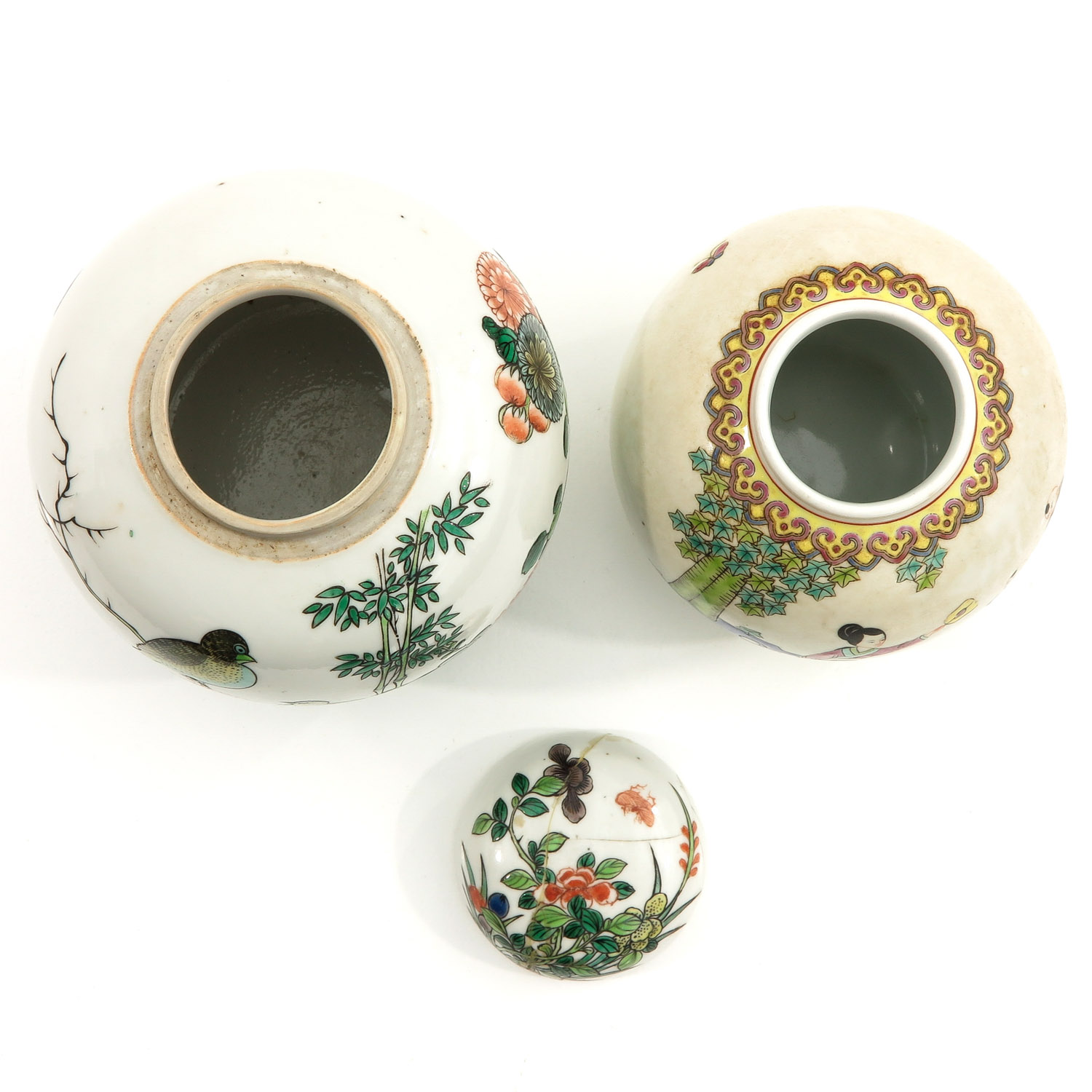 A Lot of 2 Ginger Jars - Image 5 of 9