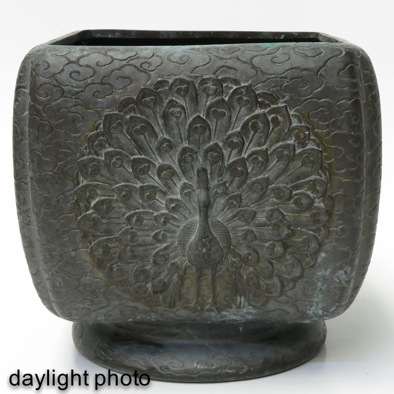 A Bronze Vase - Image 7 of 10