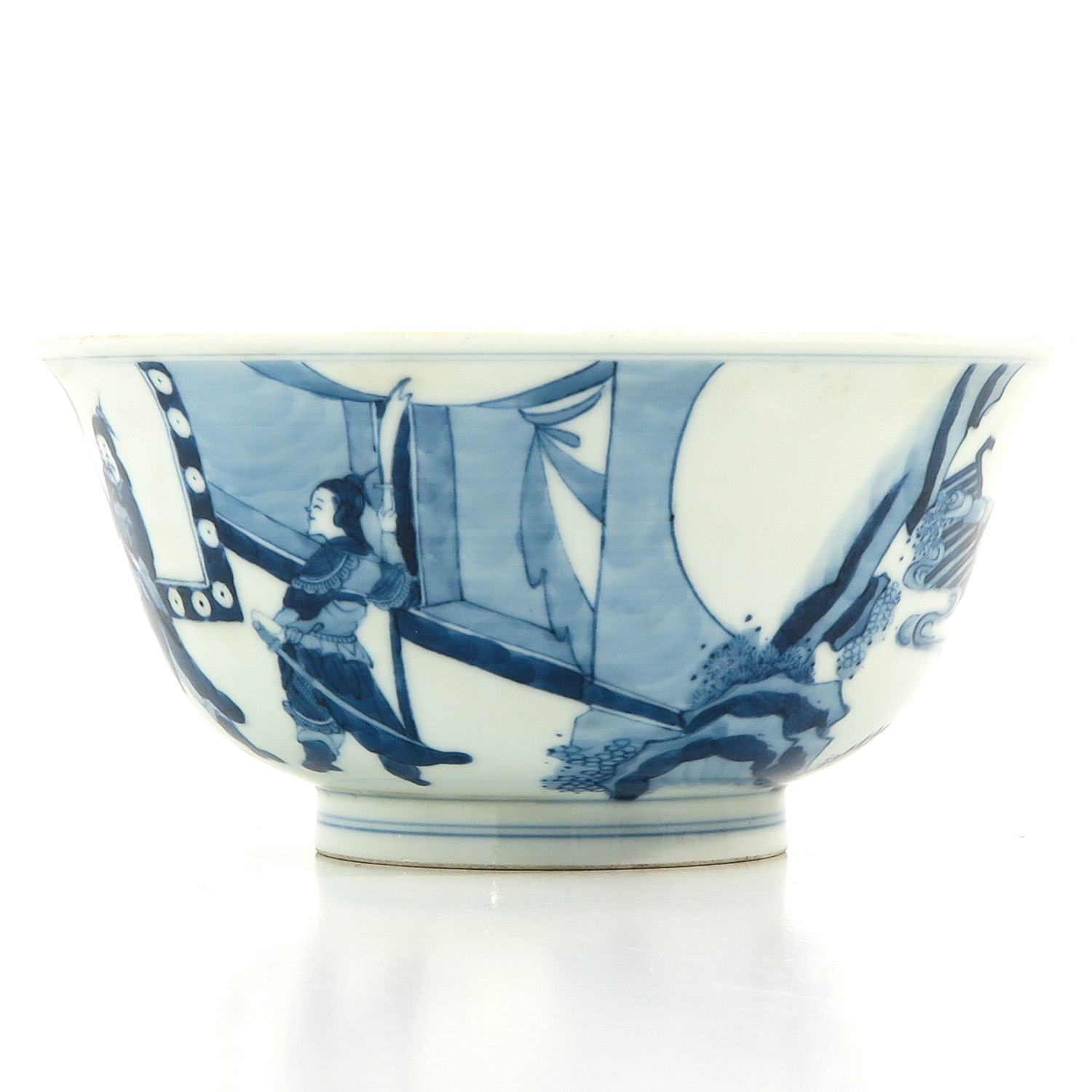 A Blue and White Bowl - Image 2 of 10