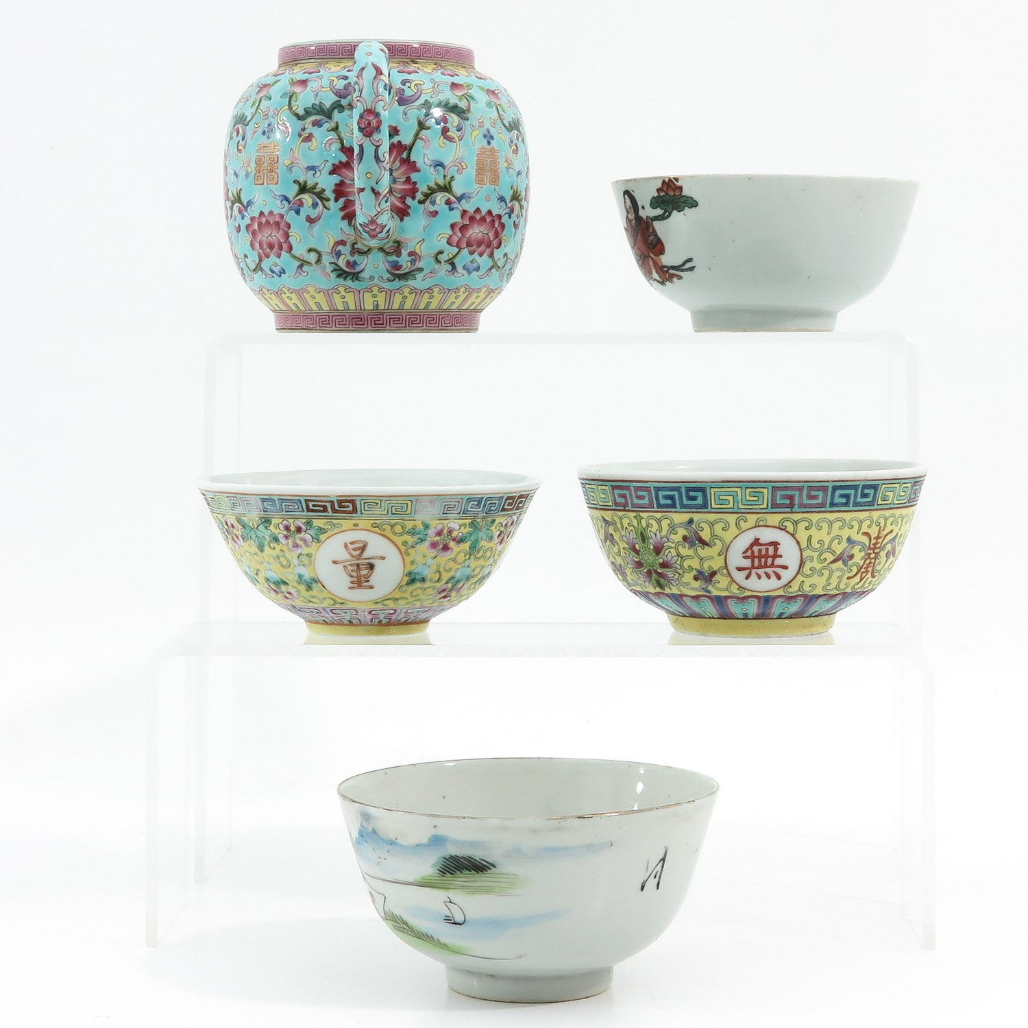 A Collection of Chinese Porcelain - Image 2 of 10