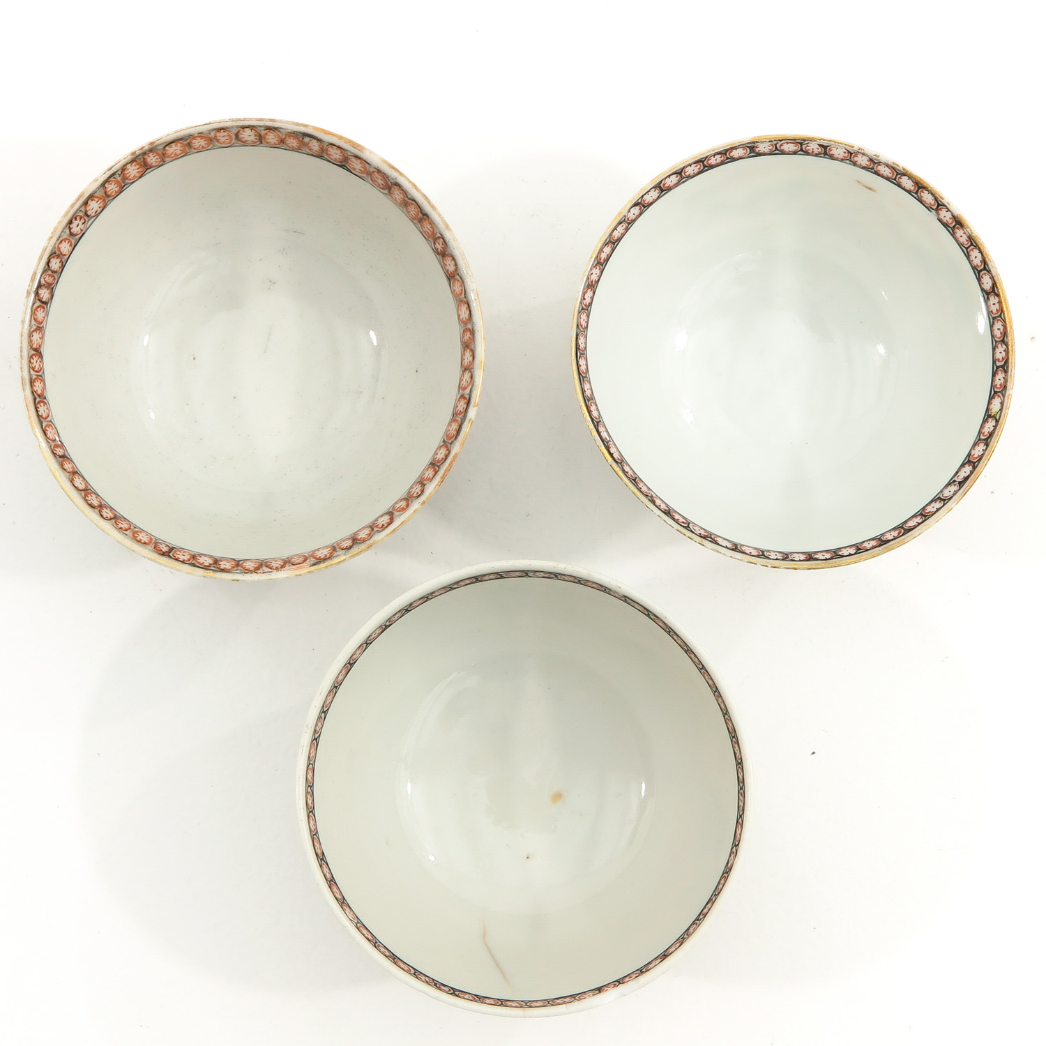 A Series of 3 Cups and Saucers - Image 5 of 10