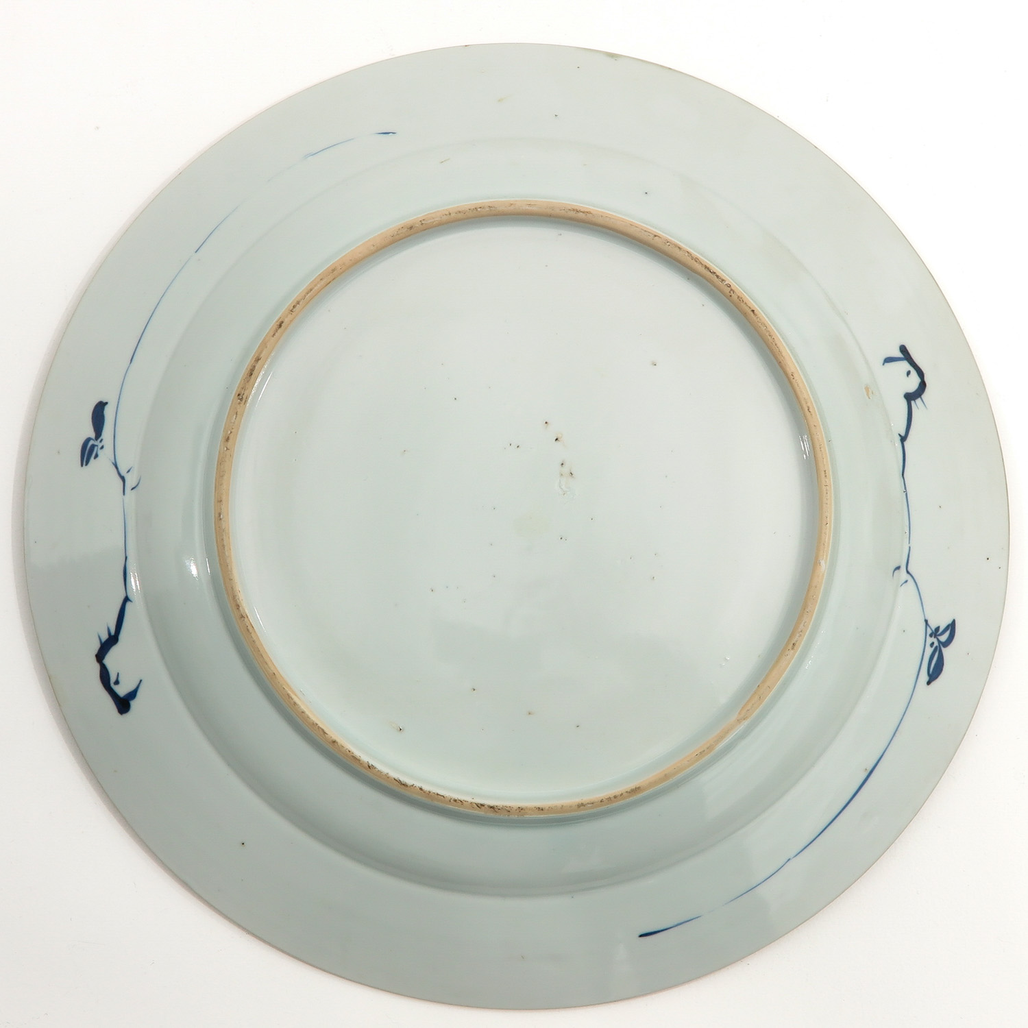A Blue and White Charger - Image 2 of 7