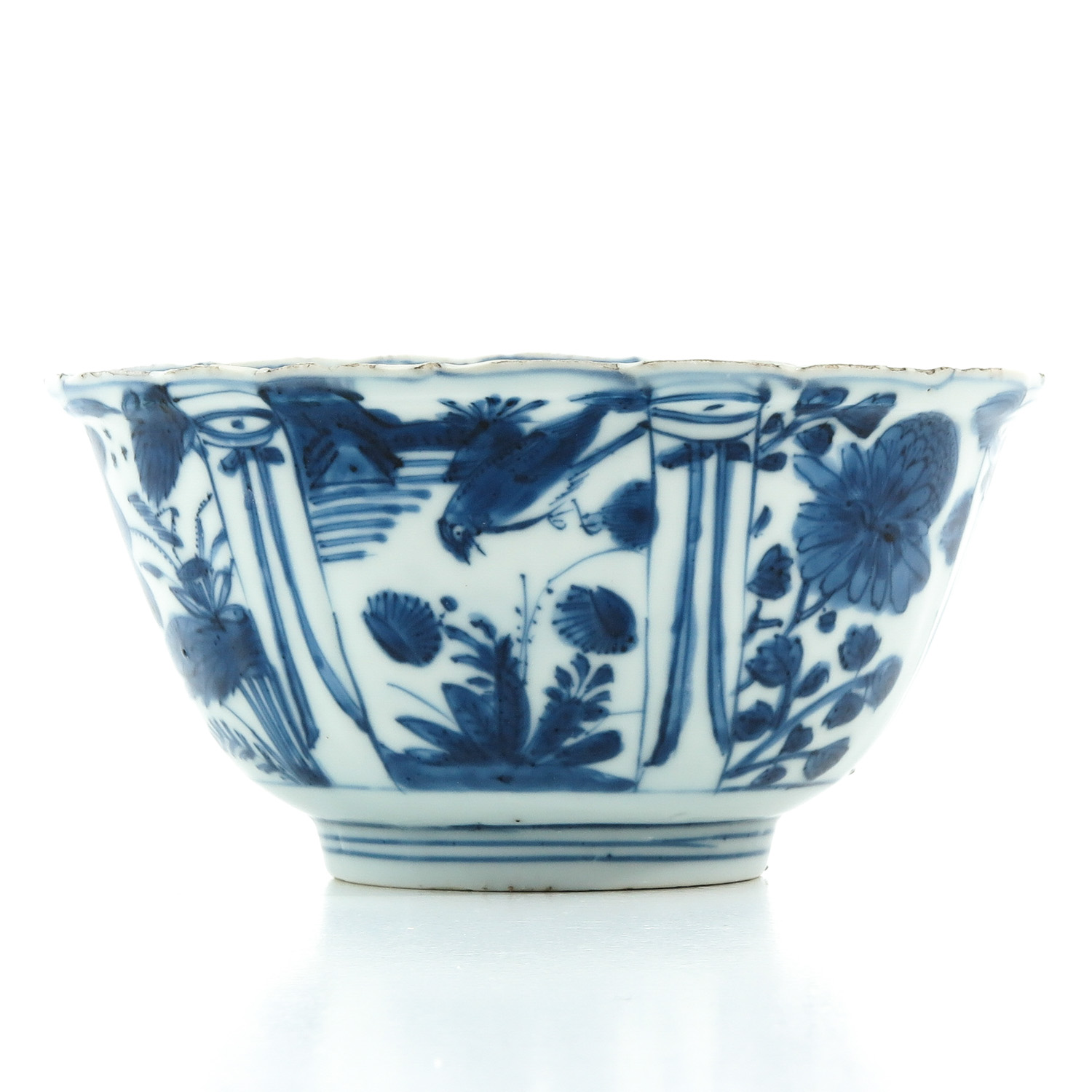 A Blue and White Wanli Bowl - Image 3 of 9
