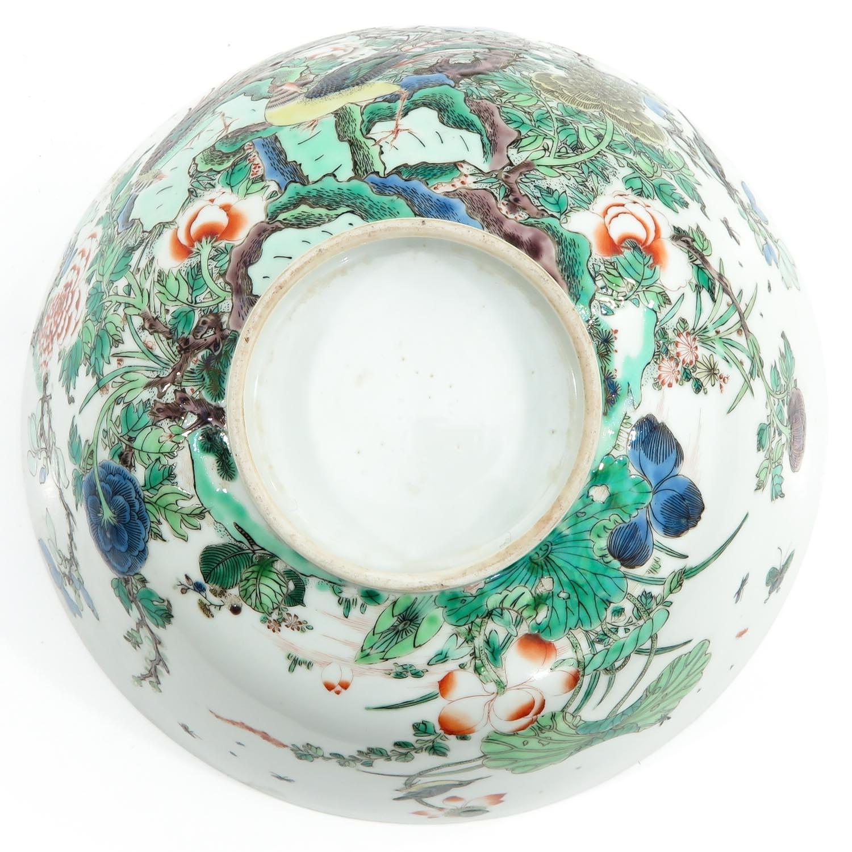 A Famille Verte Bowl - Image 6 of 9