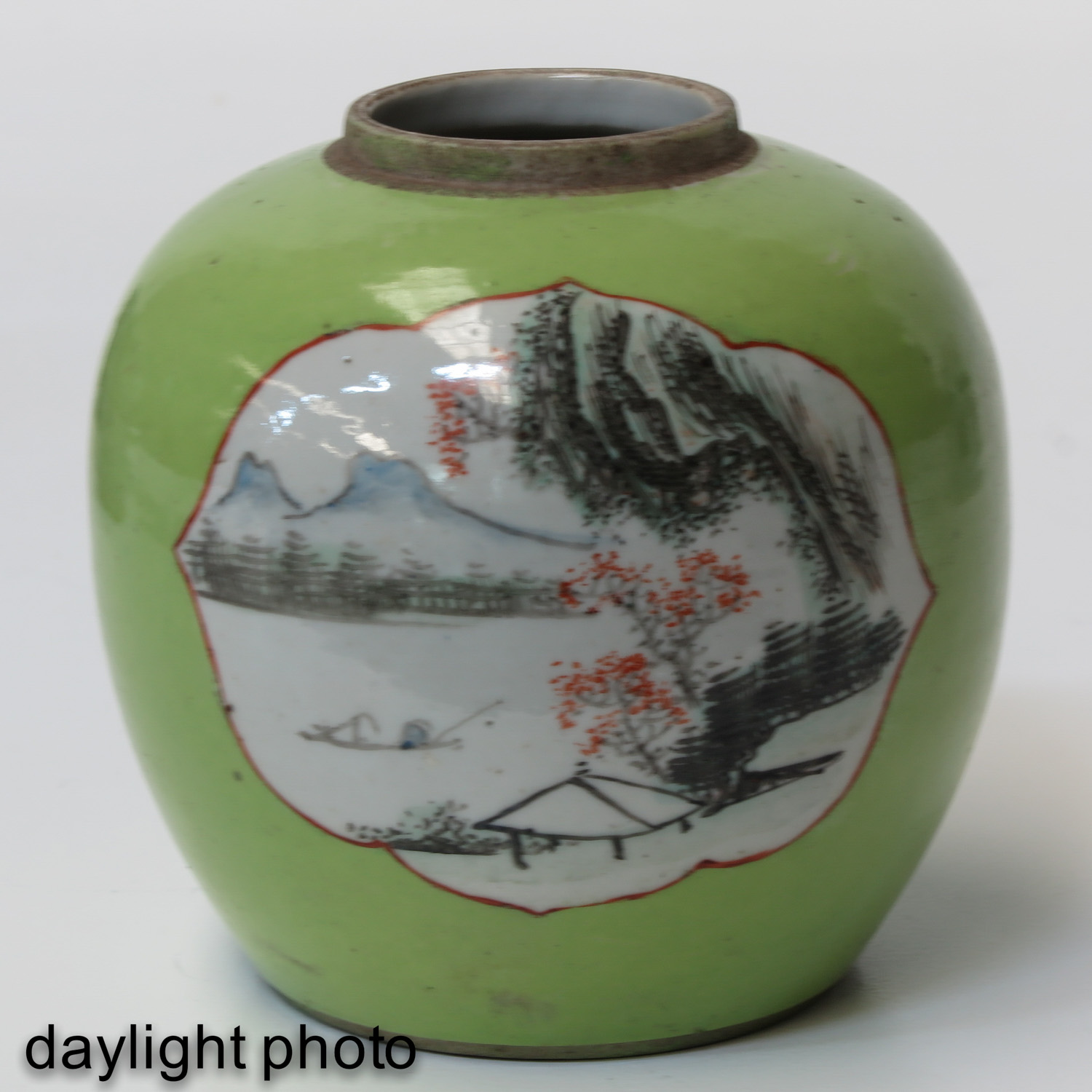 A Collection of 4 Ginger Jars - Image 9 of 9