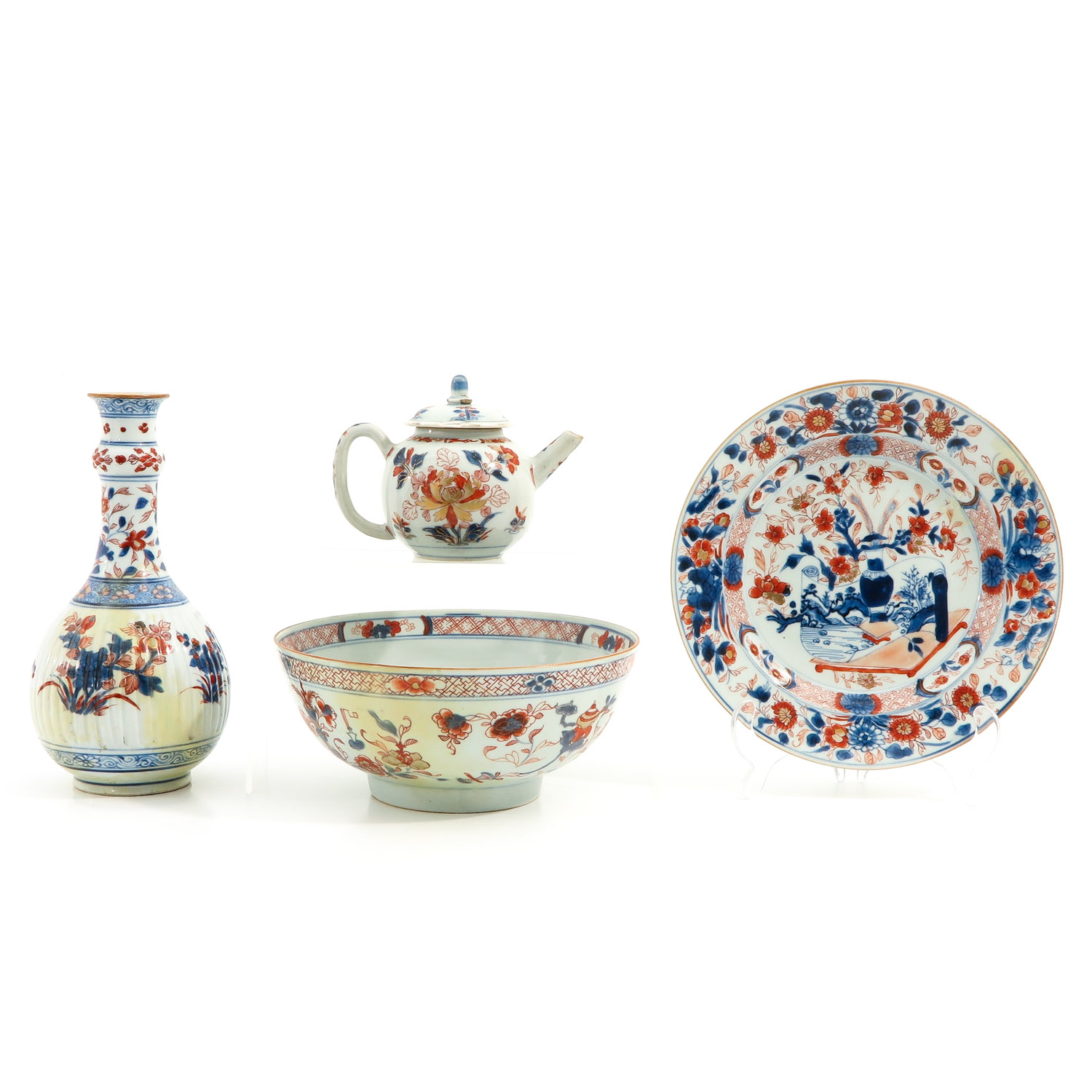 A Collection of Imari - Image 3 of 10