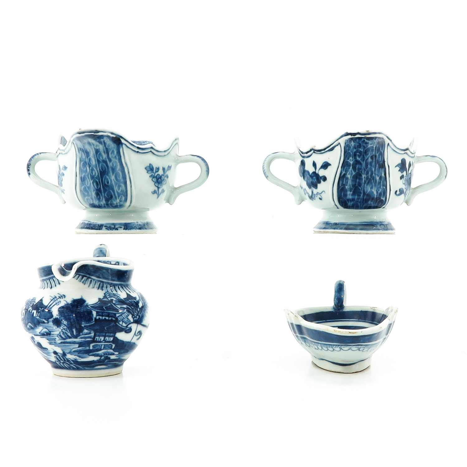 A Collection of Porcelain - Image 4 of 10