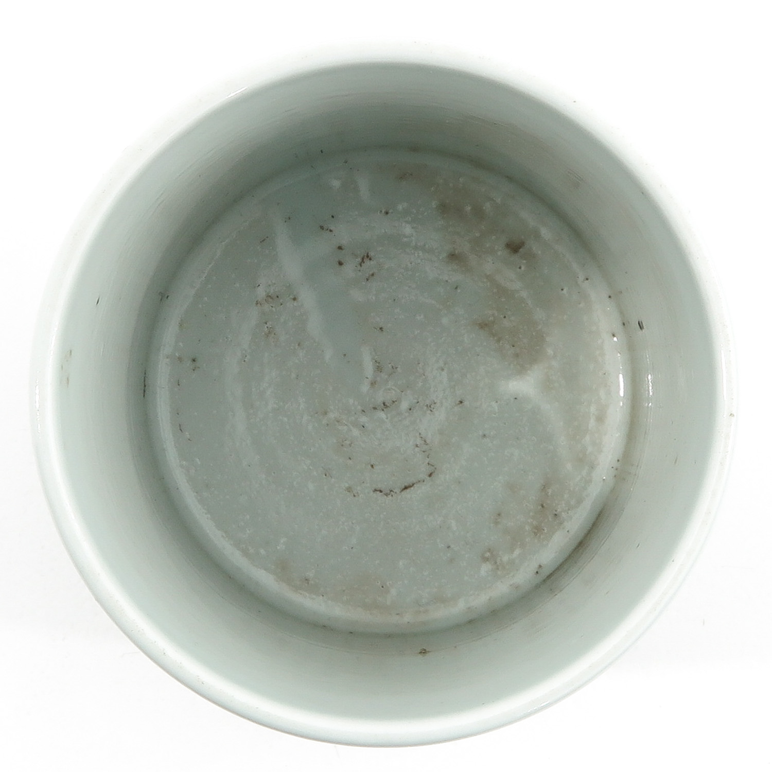 A Famille Rose Brush Pot - Image 5 of 9