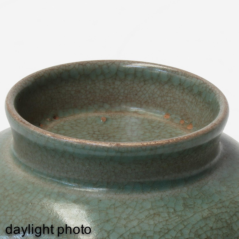 A Celadon Bowl - Image 8 of 9