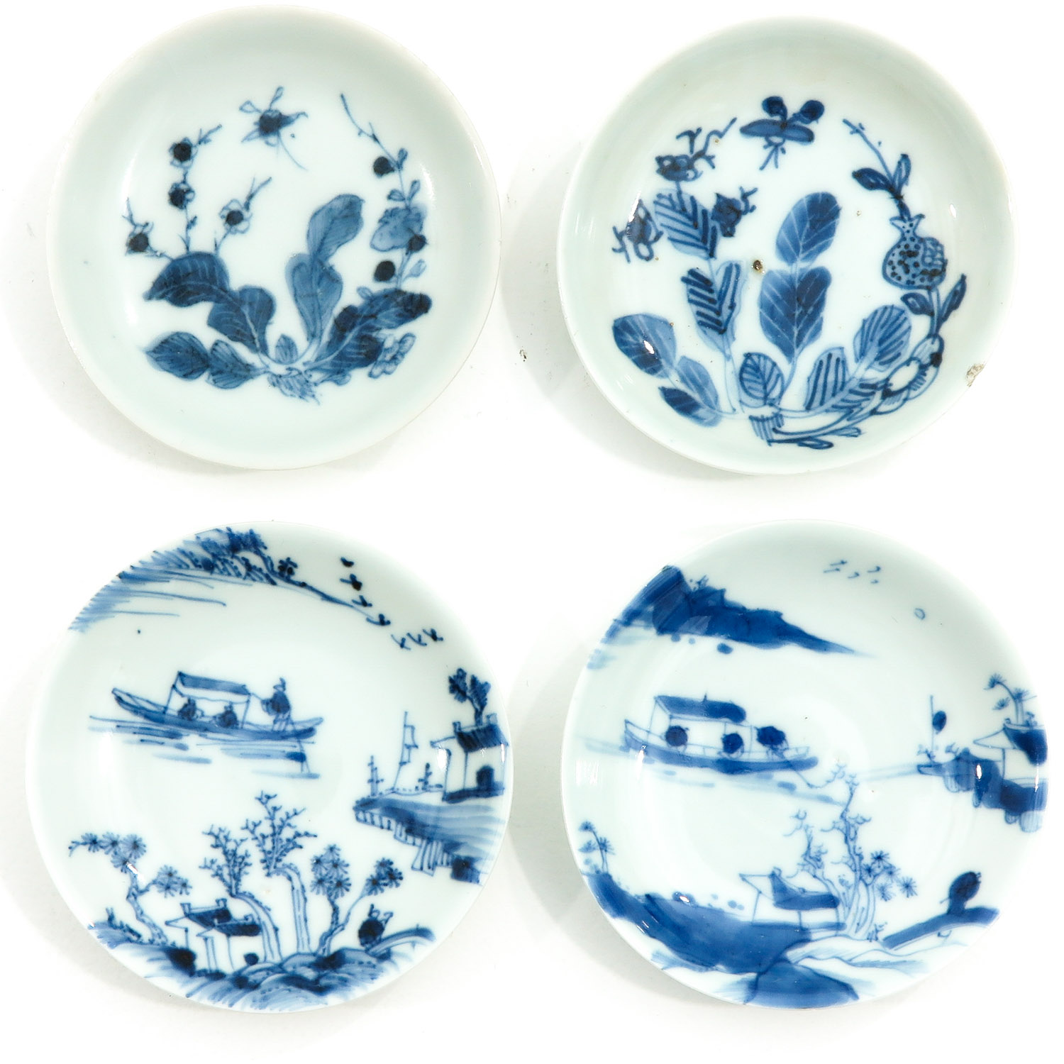 A Collection of 11 Small Plates - Image 7 of 10