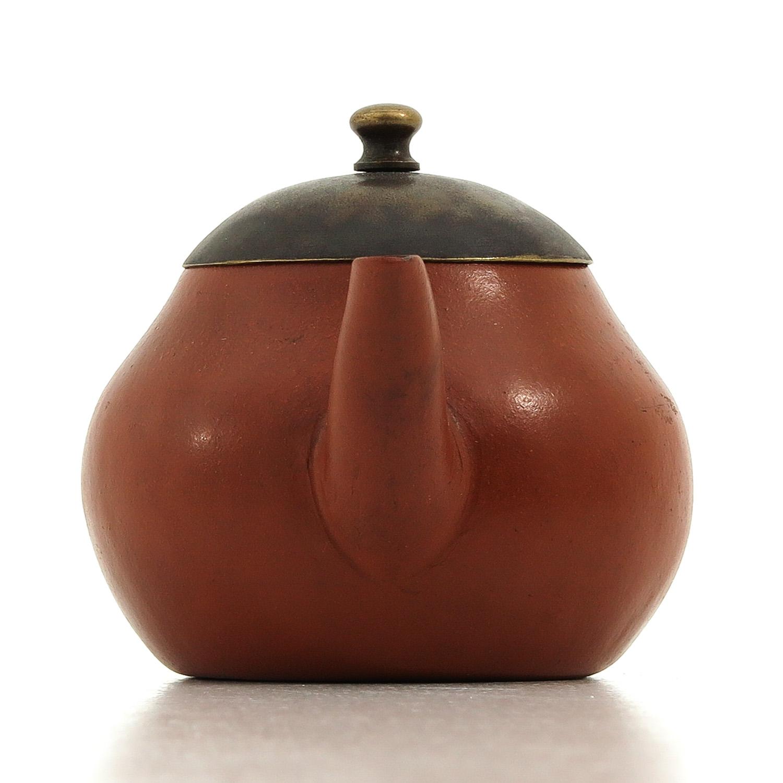 A Yixing Teapot - Image 4 of 10