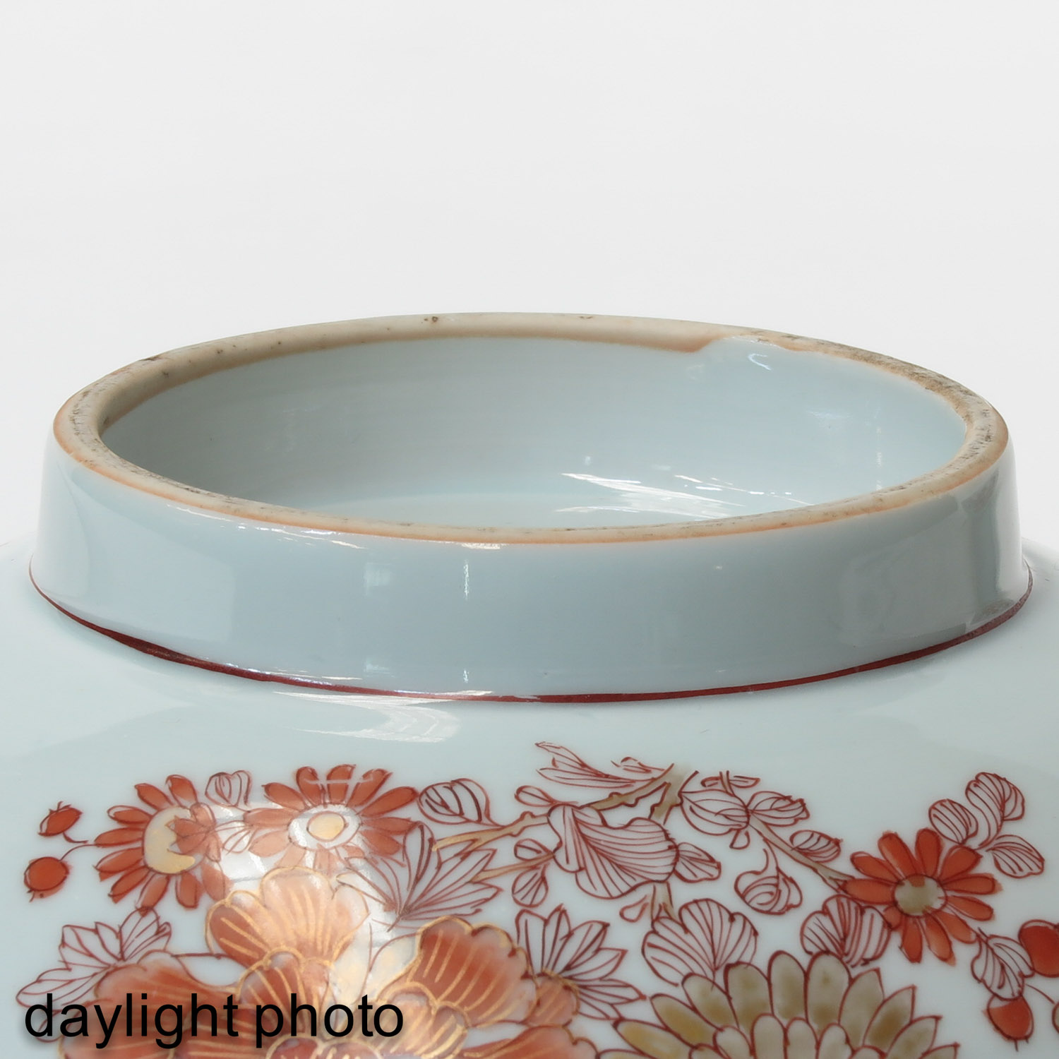A Pair of Milk and Blood Decor Bowls - Image 8 of 9