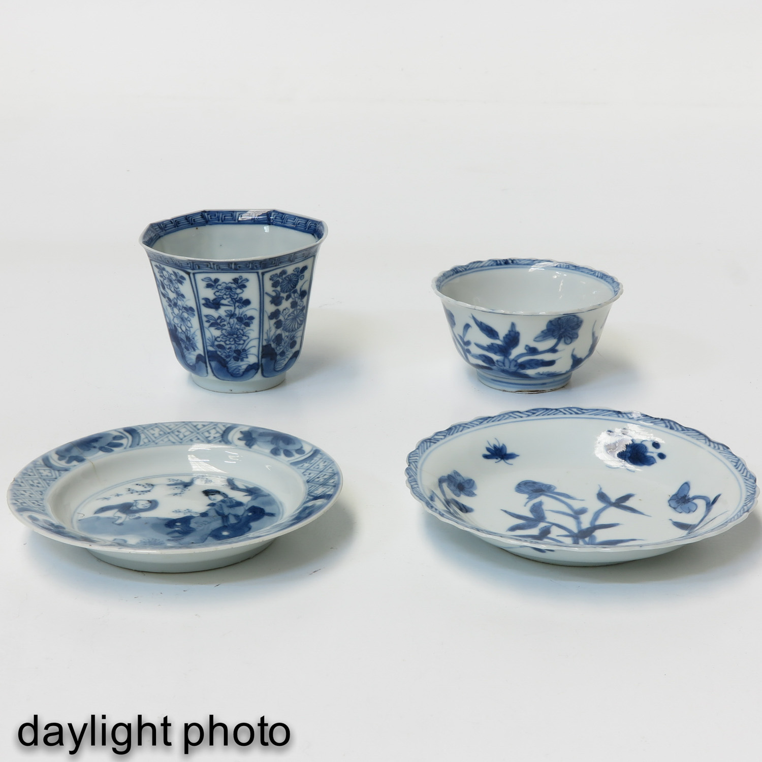 A Collection of Cups and Saucers - Image 9 of 10