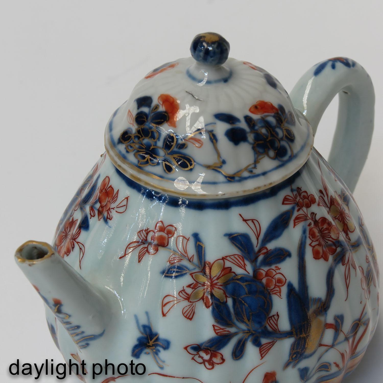 An Imari Teapot - Image 9 of 9