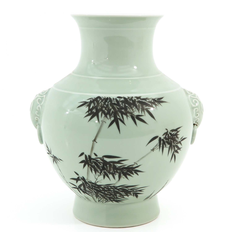 A Celdaon Vase